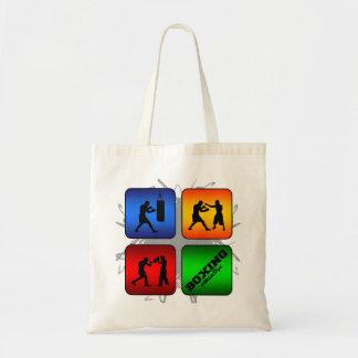 Amazing Boxing Urban Style Tote Bag
