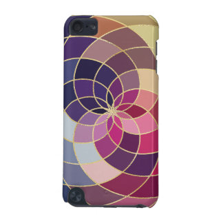 Amazing Colorful Abstract Design iPod Touch (5th Generation) Case