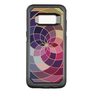 Amazing Colorful Abstract Design OtterBox Commuter Samsung Galaxy S8 Case