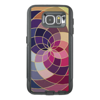 Amazing Colorful Abstract Design OtterBox Samsung Galaxy S6 Case