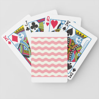 AMAZING CREATIVE WAVES BICYCLE PLAYING CARDS