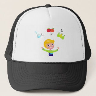 Amazing cute School boy : Tshirts Trucker Hat