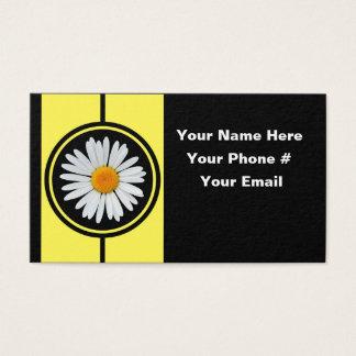 Amazing Daisy Business Card