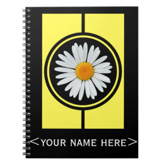 Amazing Daisy Notebook