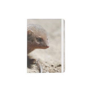 Amazing Dwarf Mongoose Passport Holder