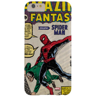 Amazing Fantasy Spider-Man Comic #15 Barely There iPhone 6 Plus Case
