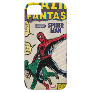 Amazing Fantasy Spider-Man Comic #15 Case For The iPhone 5