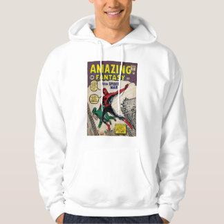 Amazing Fantasy Spider-Man Comic #15 Hoodie