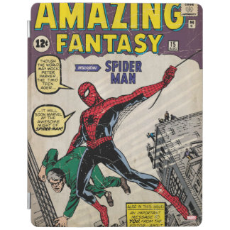 Amazing Fantasy Spider-Man Comic #15 iPad Cover
