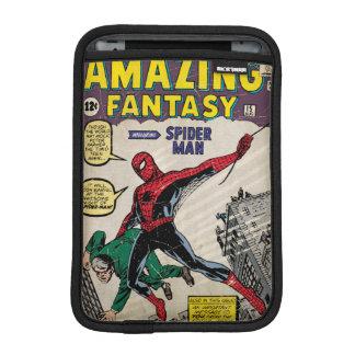 Amazing Fantasy Spider-Man Comic #15 iPad Mini Sleeve