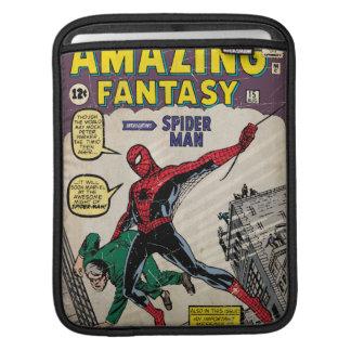 Amazing Fantasy Spider-Man Comic #15 iPad Sleeve