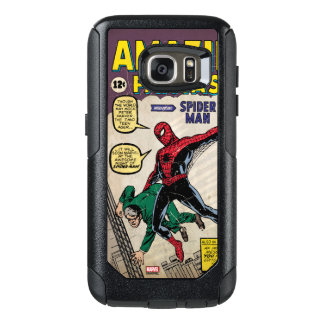 Amazing Fantasy Spider-Man Comic #15 OtterBox Samsung Galaxy S7 Case