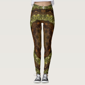 Amazing Filigree. Leggings