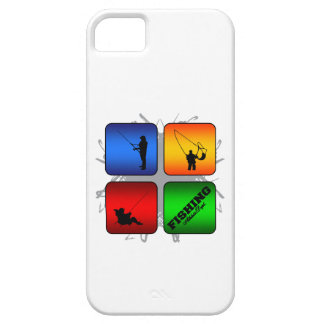 Amazing Fishing Urban Style Case For The iPhone 5