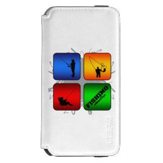 Amazing Fishing Urban Style Incipio Watson™ iPhone 6 Wallet Case