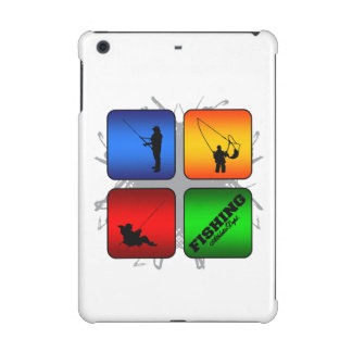 Amazing Fishing Urban Style iPad Mini Case