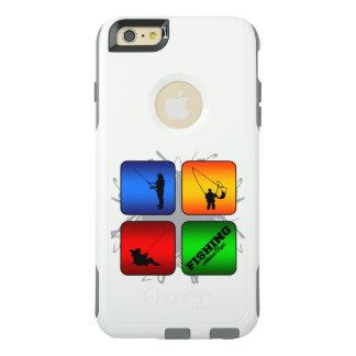 Amazing Fishing Urban Style OtterBox iPhone 6/6s Plus Case