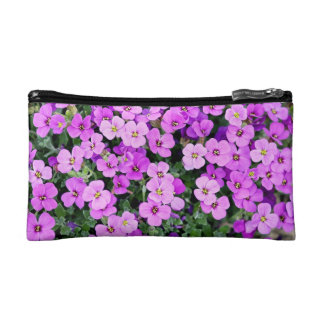 Amazing Flower Cosmetics Bag