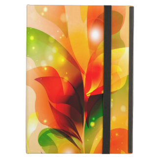 Amazing flowers iPad air cover