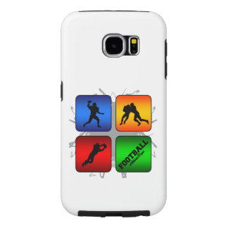 Amazing Football Urban Style Samsung Galaxy S6 Cases