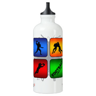Amazing Football Urban Style Water Bottle