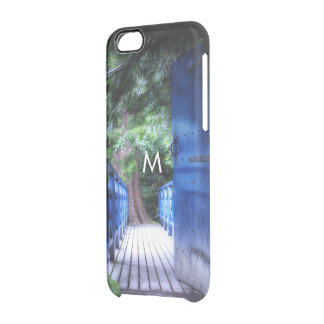 Amazing fresh nature colourful design custom art clear iPhone 6/6S case