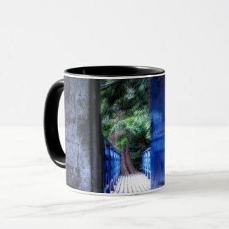 Amazing fresh nature colourful design custom art mug