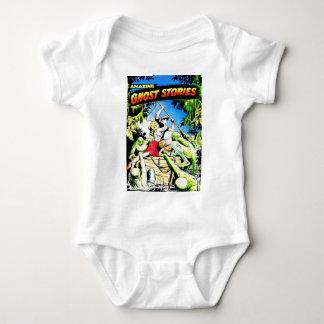 Amazing Ghost Stories Baby Bodysuit
