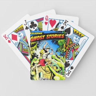 Amazing Ghost Stories Bicycle Playing Cards