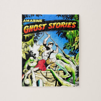 Amazing Ghost Stories Jigsaw Puzzle