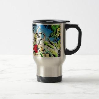 Amazing Ghost Stories Travel Mug