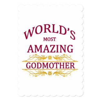 Amazing Godmother Card