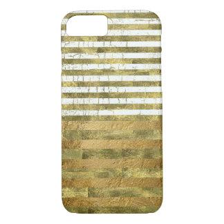 amazing golden stripes iPhone 7 case