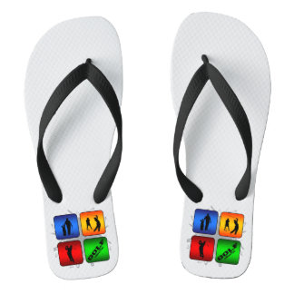 Amazing Golf Urban Style Flip Flops