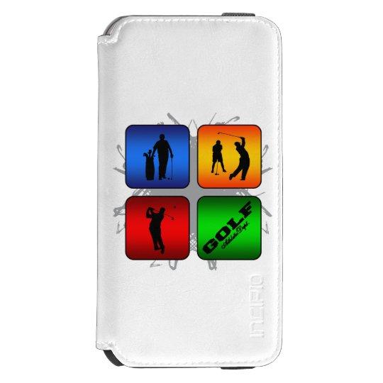 Amazing Golf Urban Style Incipio Watson™ iPhone 6 Wallet Case