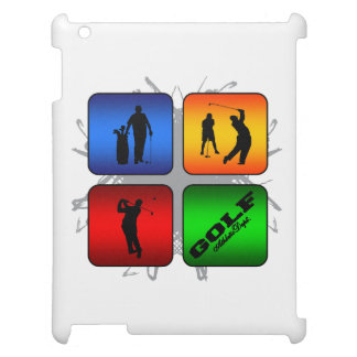 Amazing Golf Urban Style iPad Case