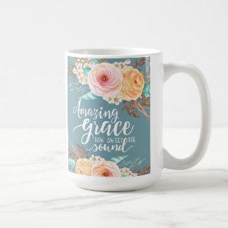 Amazing Grace Classic 15 oz. Mug