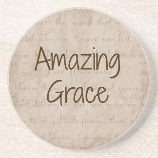 Amazing Grace Coaster