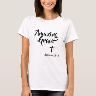 Amazing Grace Ephesians 2:8-9 T-Shirt
