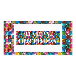Amazing Grace:  Happy Birthday Photo Greeting Card