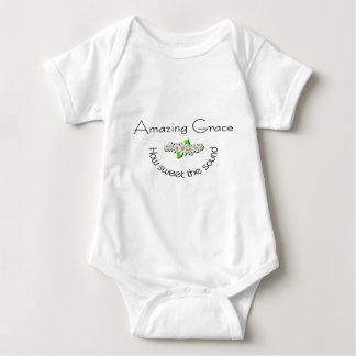 Amazing Grace how sweet the sound Christian T Shirts
