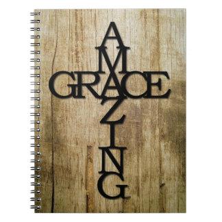 Amazing Grace Notebook