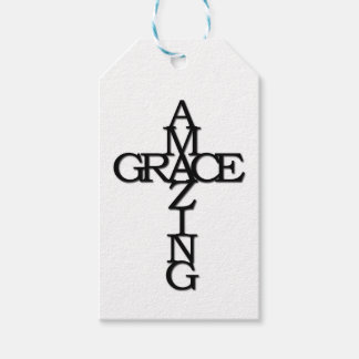 Amazing Grace Pack Of Gift Tags
