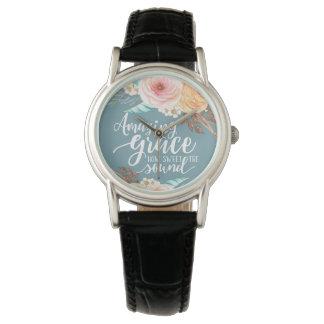 Amazing Grace Woman's Watch