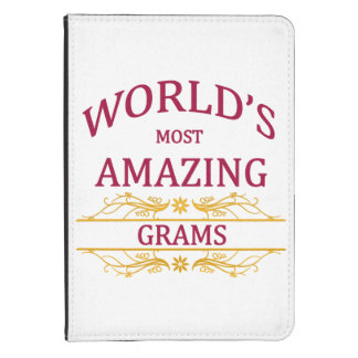 Amazing Grams Kindle Touch Case