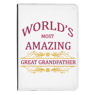 Amazing Great Grandfather Kindle 4 Cover