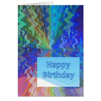 Amazing Happy Birthday Collection Card