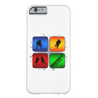 Amazing Hockey Urban Style Barely There iPhone 6 Case