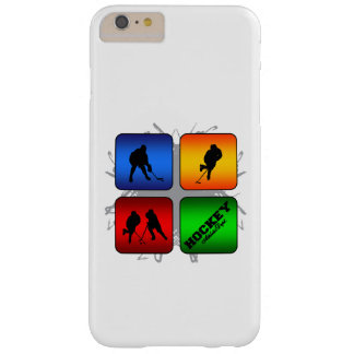 Amazing Hockey Urban Style Barely There iPhone 6 Plus Case