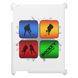 Amazing Hockey Urban Style Case For The iPad 2 3 4